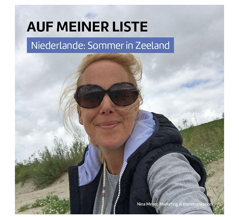 Niederlande Seeland Meyer berge und meer