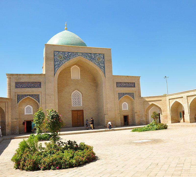 usbekistan barak khan berge und meer