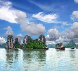 visa info Vietnam berge und meer