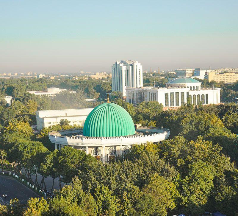 usbekistan taschkent berge und meer