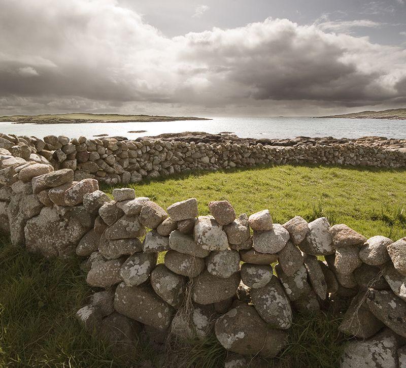 irland connemara berge und meer