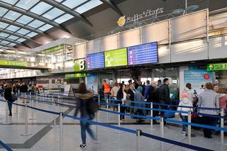DOOH-Medien im Terminal des Dortmund Airport