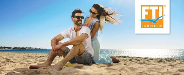 Mit FTI   in den Sommer-Urlaub - Jetzt für 2016 buchen