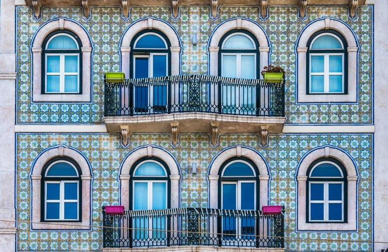 Fassaden lissabon
