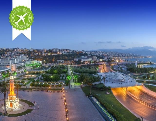 Reiseziel des Monats, Izmir, Türkei