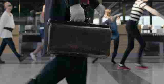 Service film handgepaeck
