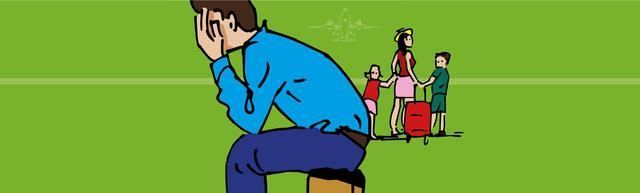 Flugangst kann man bewältigen - ein Seminar kann helfen.