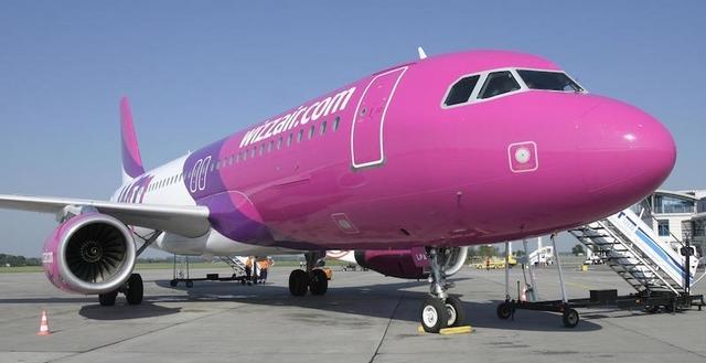 Mit Wizz Air nach Palanga