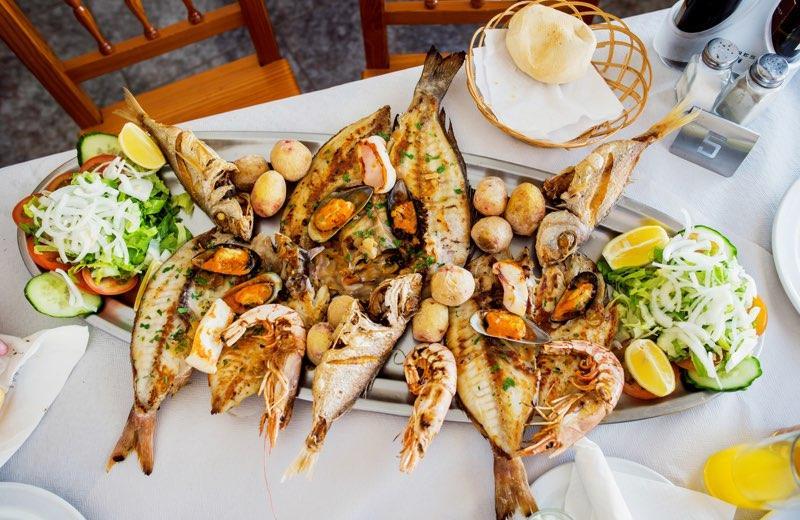 Sea food fuerteventura