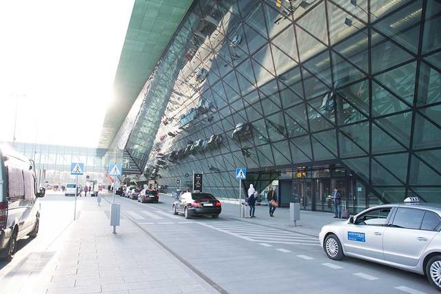Krakau airport