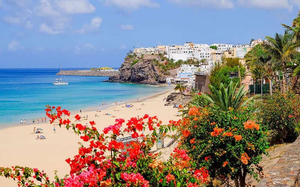 Fuerteventura strand flughafen dortmund 1