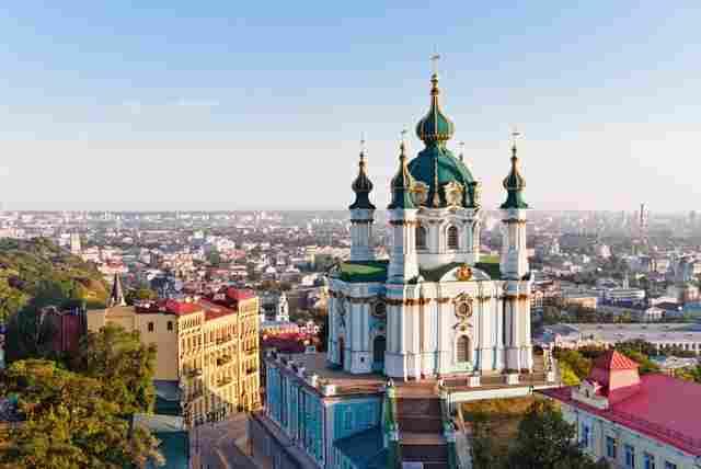 Kiew church