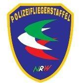 Staffelwappen der Polizeifliegerstaffel NRW