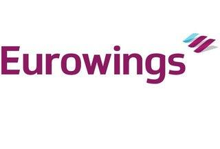 Das Logo der Airline Eurowings