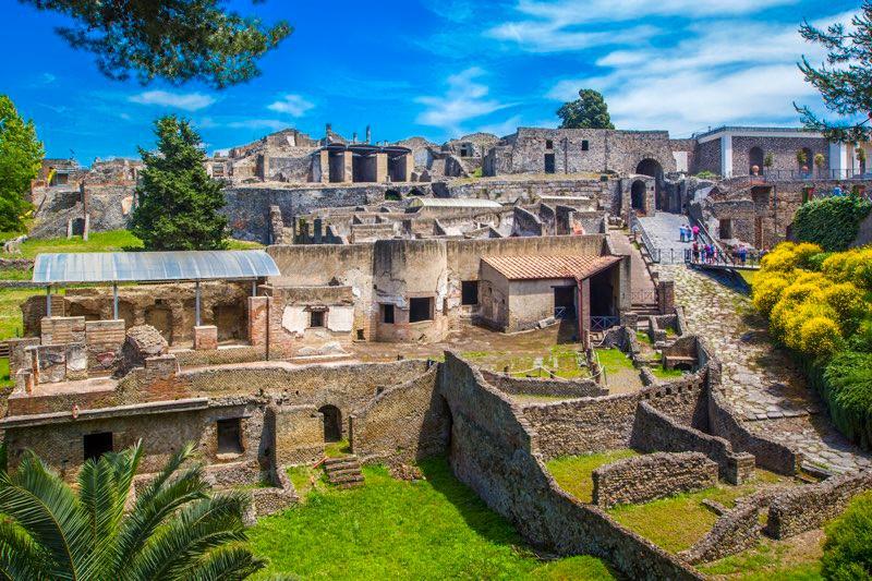 Pompeji neapel