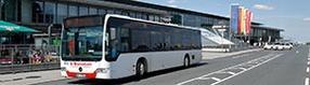 Dortmund Airport - An- und Abfahrt mit Bus und Bahn.