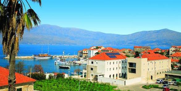 Kroatien hotel lipa