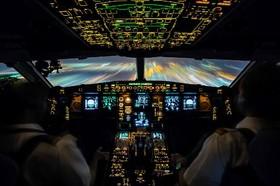 Planespotter Gewinner Januar 2017: Christian Preinl - Cockpit
