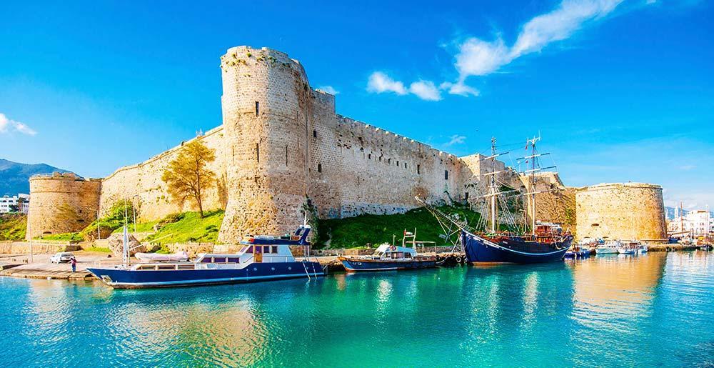 Zypern schloss kyrenia