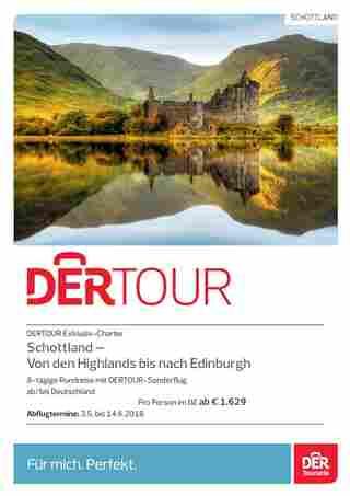 Dertour katalog edinburgh