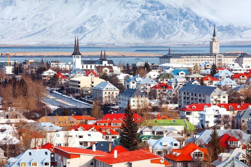 Reykjavi k island