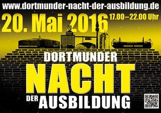 Dortmunder Nacht der Ausbildung am 20. Mai 2016