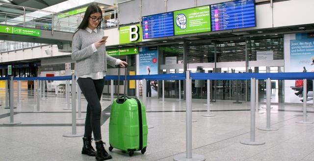 Kostenfreies WLAN Dortmund Airport