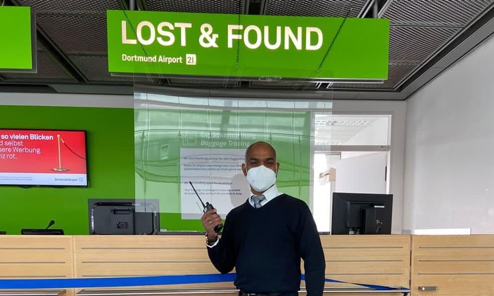 Flughafen dortmund lost and found