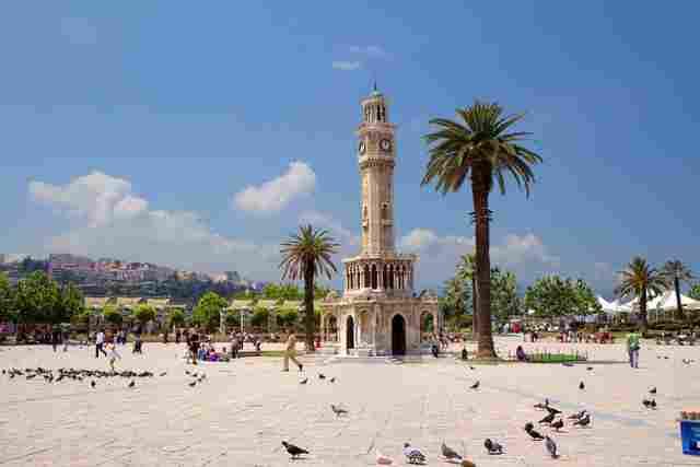 Izmir clocktower