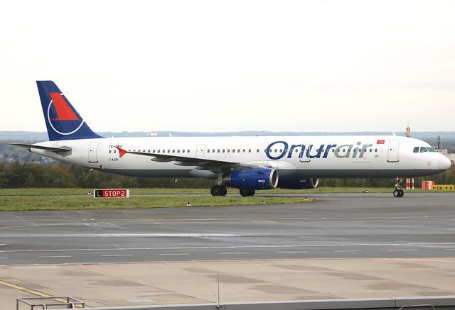 A321 - OnurAir Flugzeug