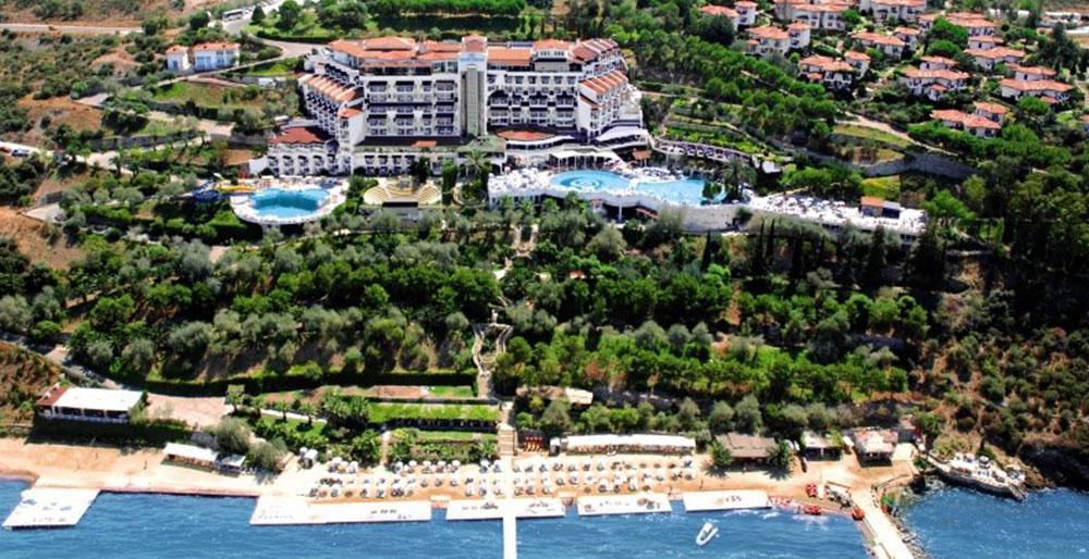 Labranda ephesus princess kusadasi turcja turcja kusadasi plaza