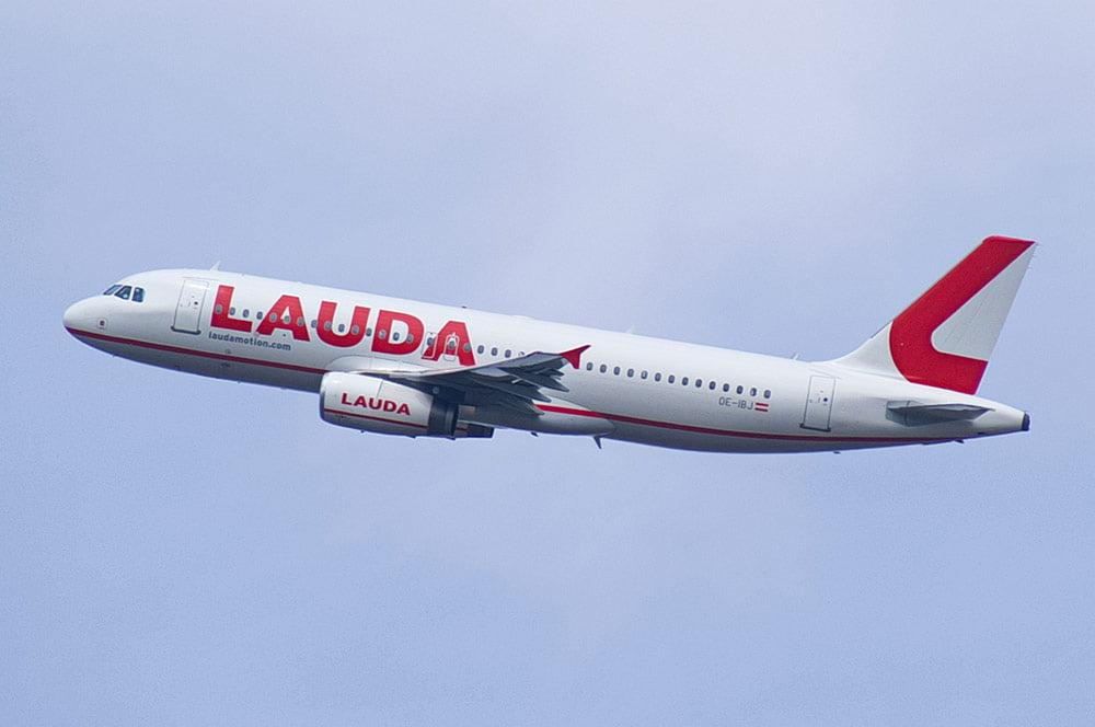 Lauda airbus a320 1