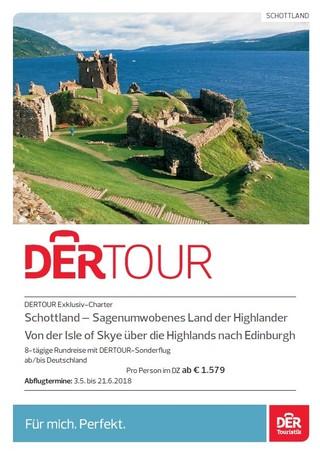 Dertour katalog highlander