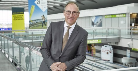 Ludger van Bebber, Geschäftsführer Dortmund Airport