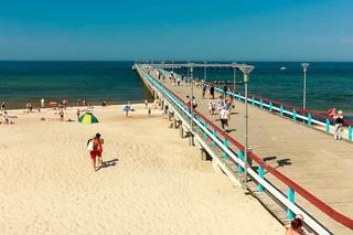 Strand palanga litauen 1