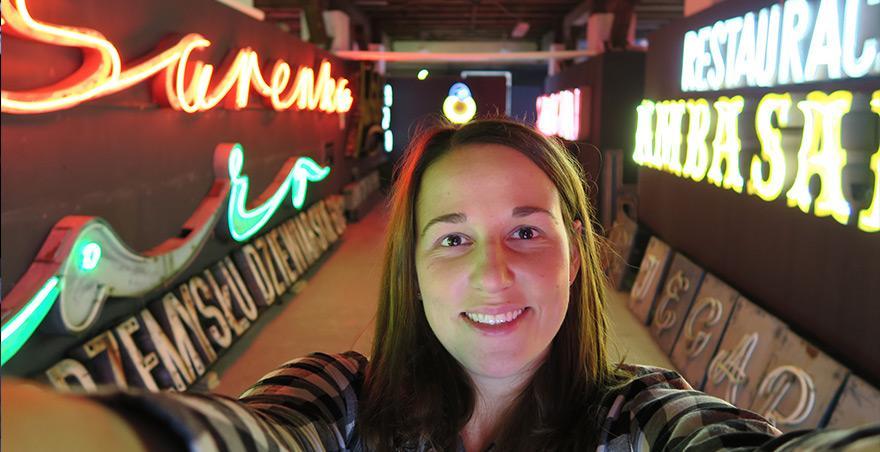 Neon museum warschau