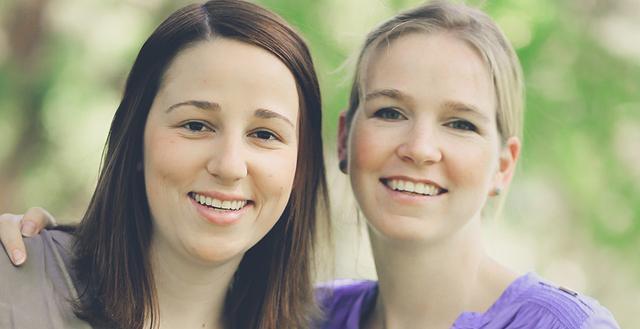 Die Checker für   Warschau: Julia und Lena