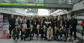 Girls'Day 2019 am Dortmund Airport