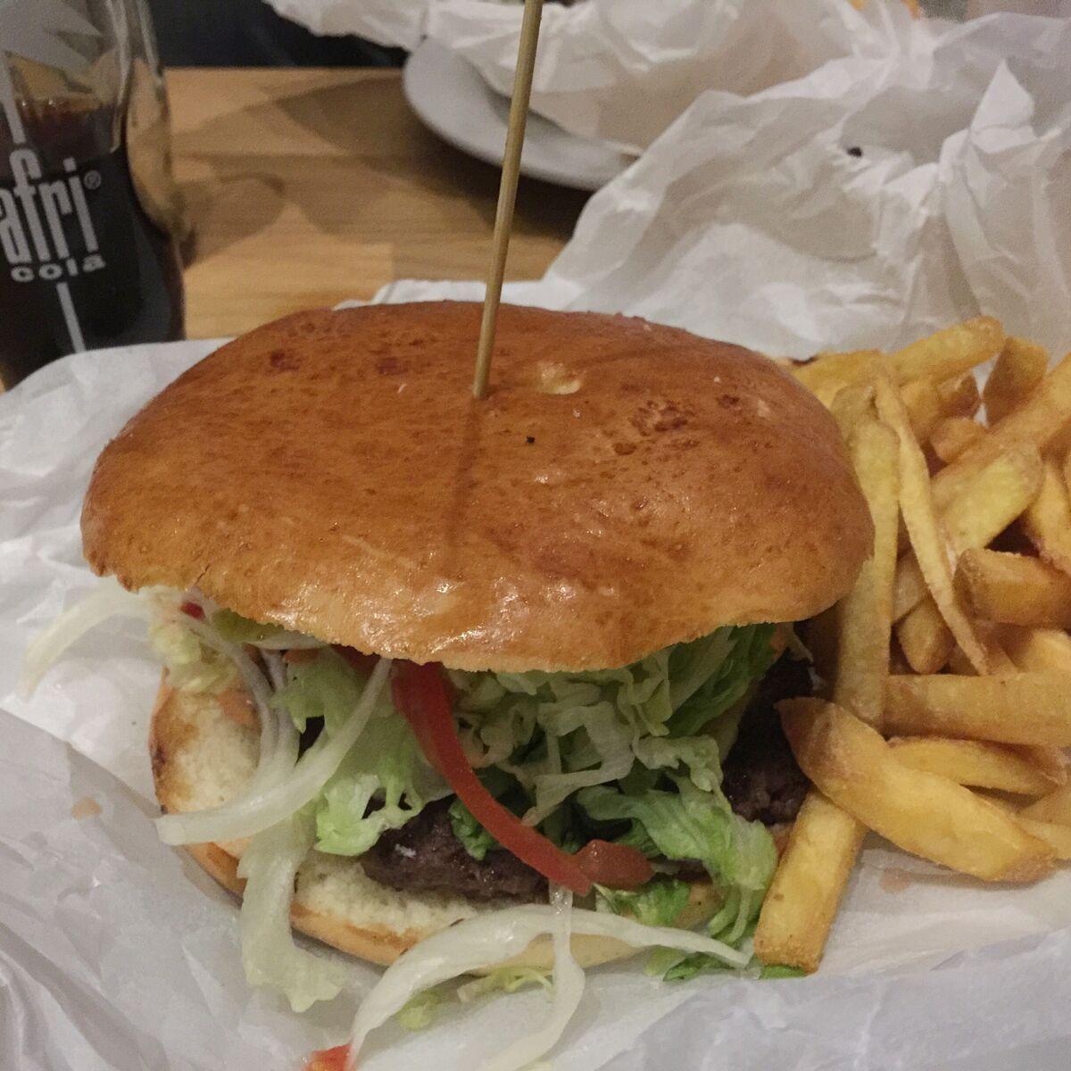 Burger krakau