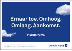 Vluchtschema Dortmund Airport