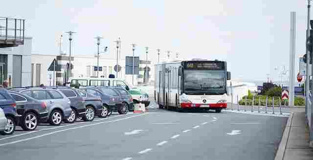 Dortmund airport bus440