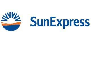 Logo der Fluggesellschaft SunExpress