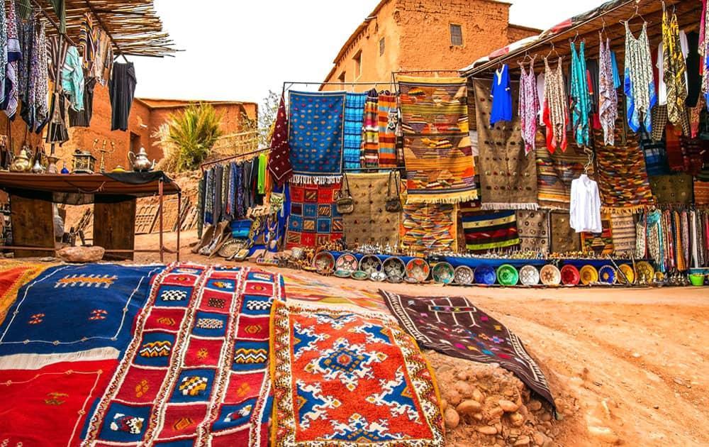 Flughafen dortmund reisefuehrer marrakesch markt
