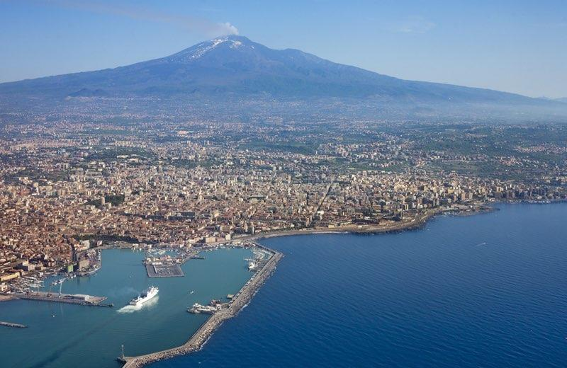 Catania overview
