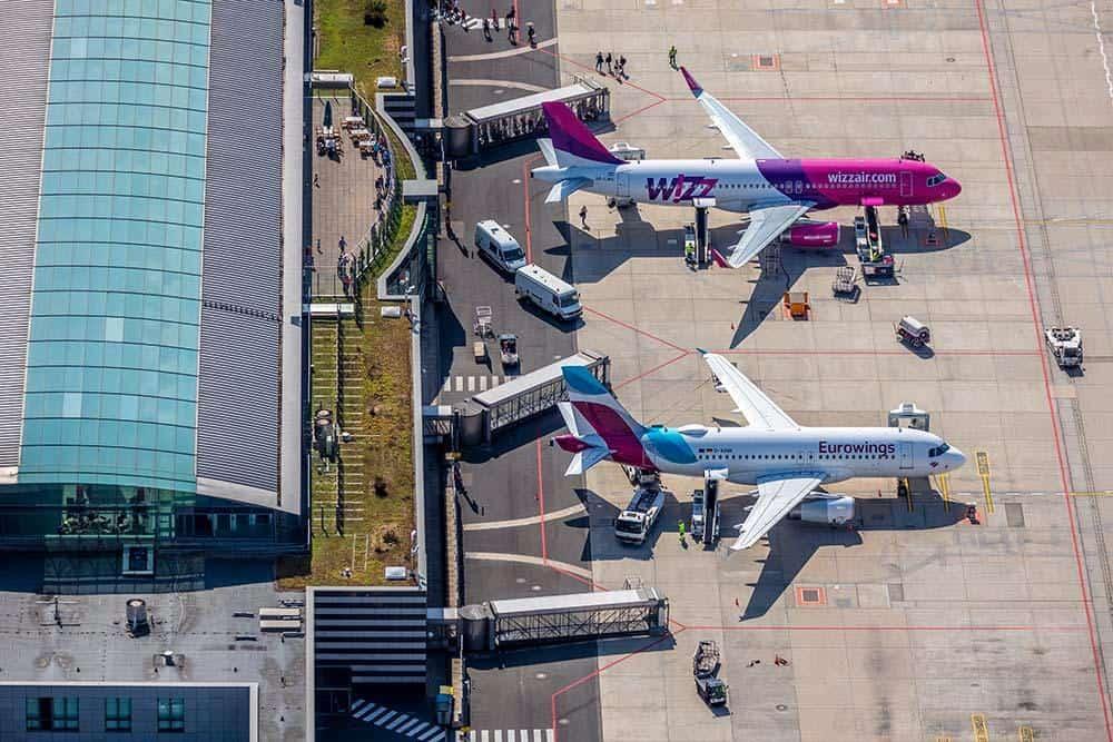dortmund airport flugplan