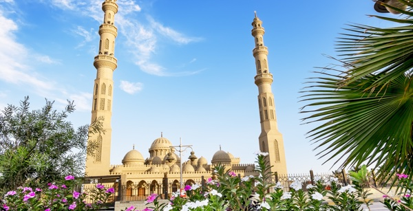Hurghada moschee