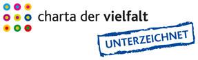 Charter der vielfalt logo