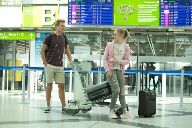 Sommerferien NRW, Urlaubszeit 2018, Dortmund Airport