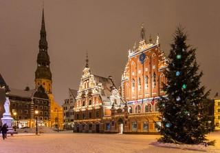 Riga lettland weihnachten flug dortmund airport 1