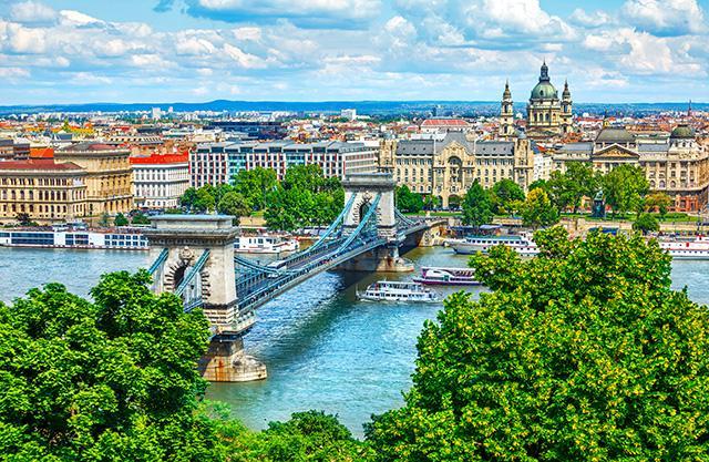 Budapest donaubruecke